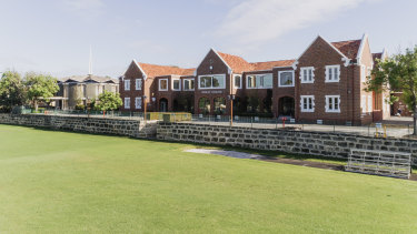 Wesley College in South Perth.