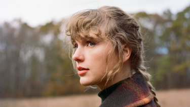 "Taylor Swift surprised the world with the release of her evermore album, a project she has referenced as ""folklore's sister record""."