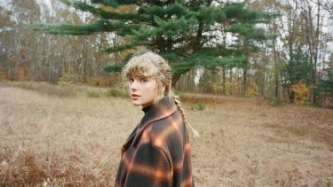 Swift has used the pandemic to write, record and release music in a new way.