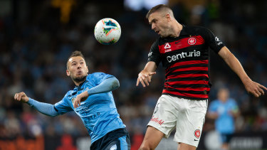 Sydney FC and the Western Sydney Wanderers would hold the home advantage completing the season inside a Sydney hub.