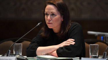 Agriculture Minister Jaclyn Symes said the government wanted to protect farmers.