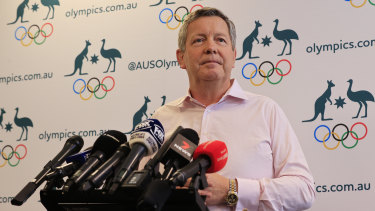 Australian Olympic Committee CEO Matt Carroll says the mental health of athletes returning from Tokyo is paramount.