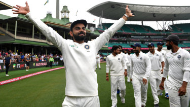 Australia's players have discussed taking on Virat Kohli's India with no crowds in the stands.