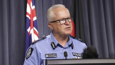 WA Police Commissioner Chris Dawson said the hotel would continue to be used.