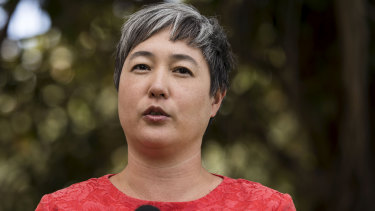 NSW Greens MP Jenny Leong says  reports of division in the Greens are exaggerated.