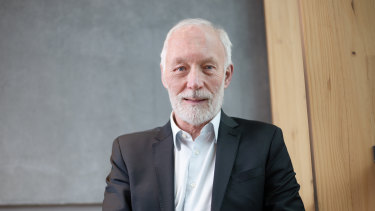 Psychiatrist and former Australian of the Year Patrick McGorry.