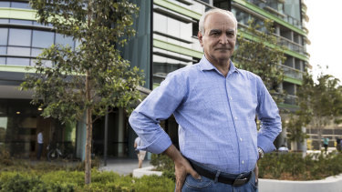 """""""You don't build high-rise buildings to last four months"""": John, Opal Tower resident."""