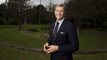 Planning and Public Spaces Minister Rob Stokes.