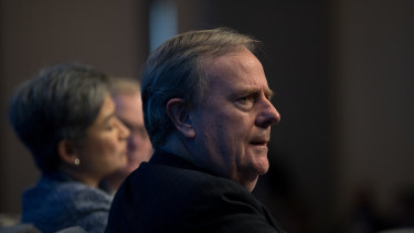 Future Fund chair Peter Costello has thrown his support behind the government's early access to superannuation scheme.