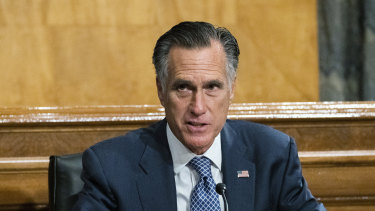 Senator Mitt Romney is one of the few Republicans who appears likely to vote to convict Trump.