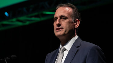 Wesfarmers Managing Director Rob Scott.