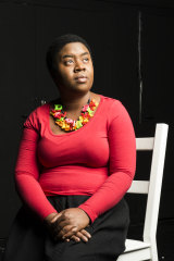 Maxine Beneba Clarke made a name for herself on the slam circuit.