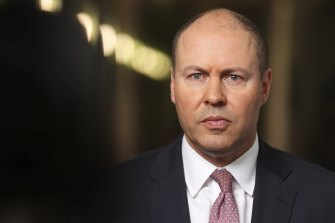 Josh Frydenberg has said little about what the government's response to the latest intergenerational report will be.