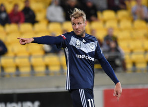 Melbourne Victory's marquee man Ola Toivonen is set to return to his native Sweden.