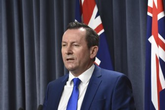 WA Premier Mark McGowan has attacked the federal government, which holds the responsibility for quarantine, for its lack of action..