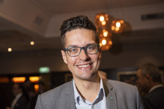 Rohan Leppert retains his seat and is one of two Greens councillors elected.