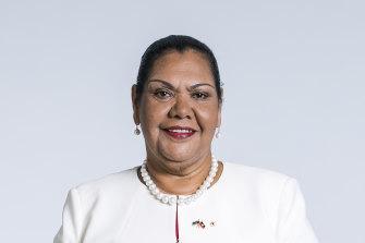 Aboriginal and Torres Strait Islander Social Justice Commissioner June Oscar.