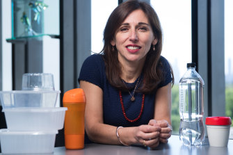 Professor Dianna Magliano was behind the Baker Institute research.