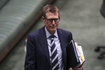 Attorney-General Christian Porter appointed Ms Hinchcliffe earlier this year.