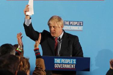 Johnson's thumping win reshapes political landscape, triggers civil war inside Labour