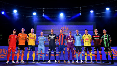 The A-League's 15th and arguably most important season was launched on Tuesday.