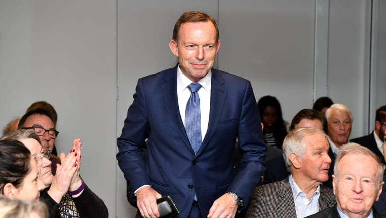 Unlike most of his detractors, Tony Abbott is able to reconcile with his friends.