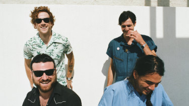 Fidlar gives audiences exactly what it says on the tin.