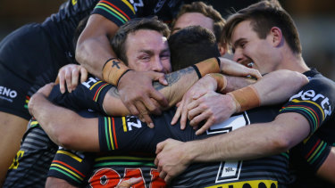 NRL 2019: Penrith Panthers half James Maloney reflects on