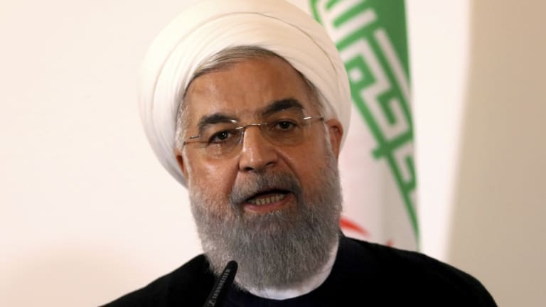 Iranian President Hassan Rouhani has promised to crack down on corruption.