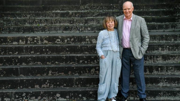 Jeanne Pratt and Ken Mackenzie-Forbes.