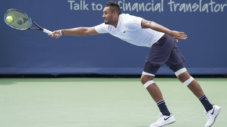 Absent: Lleyton Hewitt was pleased with the effort of a team missing spearhead Nick Kyrgios.