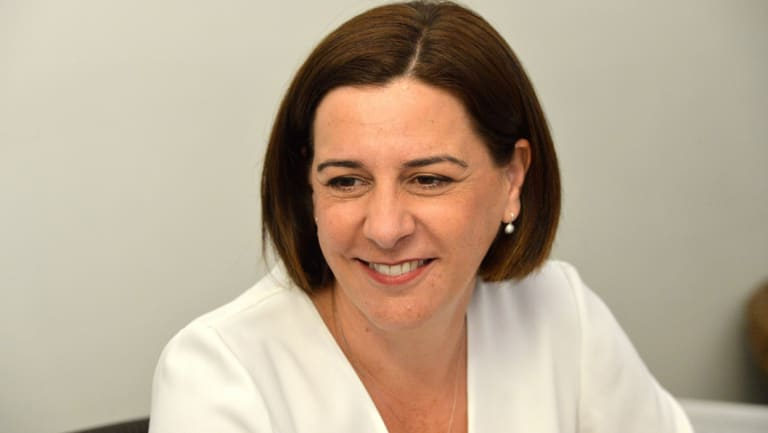 Deb Frecklington raised concerns about the amount of money required and the potential lack of venues.