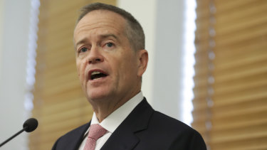 Former Labor leader Bill Shorten has taken responsibility for the party's defeat at the May federal election.