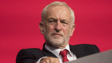 Jeremy Corbyn, leader of the UK's Labour Party, gave a speech described as radical to the party's annual conference.