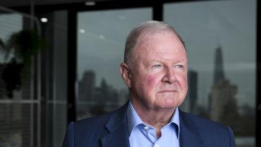 Geoff Babidge, CEO of The a2 Milk Company.