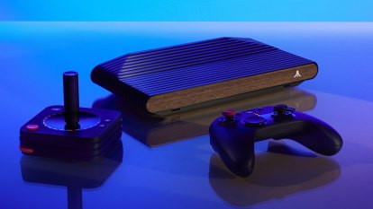 Atari's return to game consoles is charming, but confusing