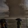 Flights suspended, evacuations as Philippines volcano spews ash