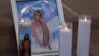 Baldwin pointed gun at camera, affidavit says, as filmmakers back gun ban after Halyna Hutchins killed