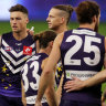 Reality check: Dockers stripped bare under prime-time glare