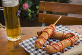 Bavarian Beerhaus brings schnapps, schnitzel and sundaes to the showgrounds
