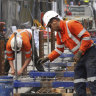 Young and old struggle for work as job market weakens