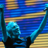 Roger Waters, Us and Them and Julian Assange