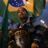 'A game of roulette': Brazilian voters try their luck on law and order