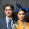 The rules of 'couples dressing' at the races