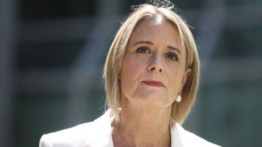 Labor Senator Kristina Keneally.