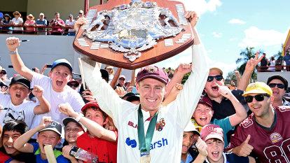 'Our batting has let us down': Brilliant Bulls crush NSW to claim Sheffield Shield