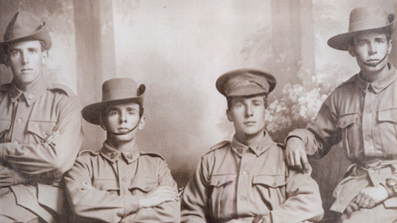 When we hear of Anzac sacrifice, think of Eliza Potter and her lost sons