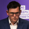 Scrutiny on Andrews' leadership as second confidante departs over hotel quarantine