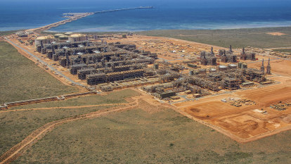 Gorgon inspection notice could see entire plant switched off