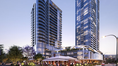 South Perth's Civic Heart beats again with government lifeline